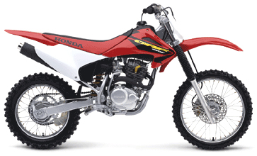 2003 Honda CRF150F