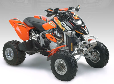 2003 Can-Am DS 650� Baja