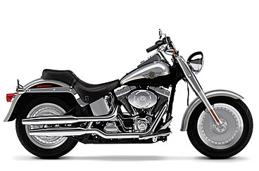 Harley-Davidson FLSTF/FLSTFI Fat Boy 2003