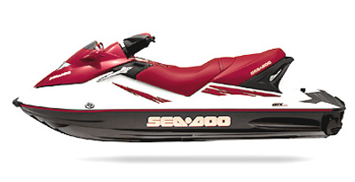 Sea-Doo GTX 4-Tec 2003