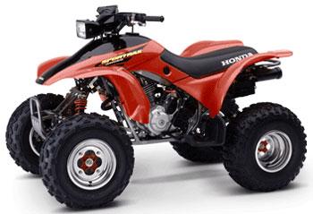 2003 Sportrax 300EX TRX300EX
