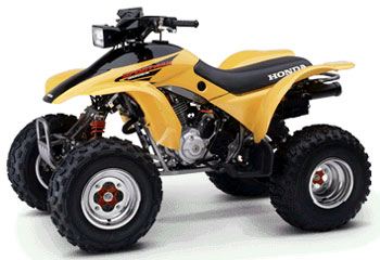 2003 Honda Sportrax 300EX TRX300EX