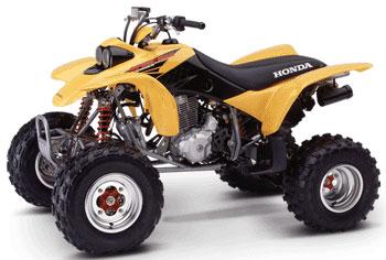 2003 Honda Sportrax 400EX TRX400EX