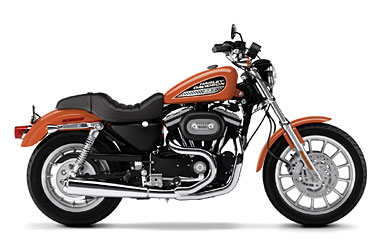 Harley-Davidson XL 883R Sportster 2003