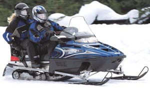 2003 Polaris Trail Touring