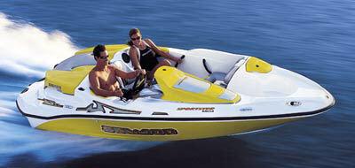 2004 Sea-Doo Sportster 4-TEC