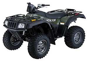 2004 Arctic Cat 500 4x4