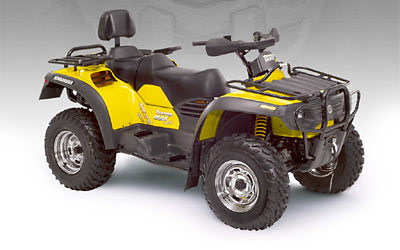 Can-Am Traxter MAX XT 2004