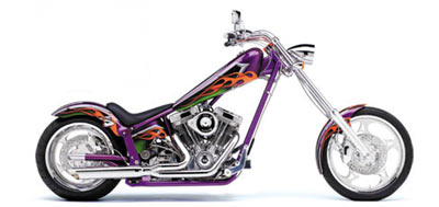American Ironhorse Texas Chopper 2004