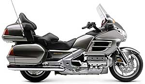 Honda Gold Wing (GL1800) 2004