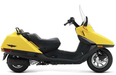 Honda CN250 Helix 2004
