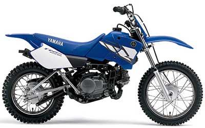 Yamaha TT-R90E 2004
