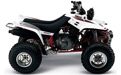 Yamaha Warrior 2004