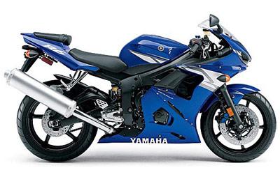 Yamaha YZF-R6 2004