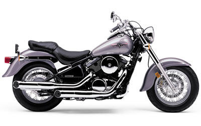 2004 Kawasaki Vulcan 800 Classic