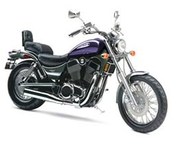 2004 Suzuki Intruder 1400 (VS1400GLP)