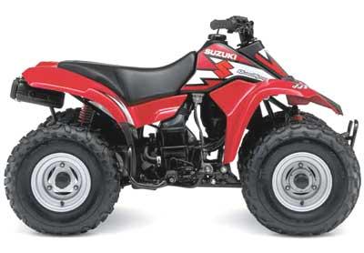 2004 Suzuki QuadSport� 80 (LT80)