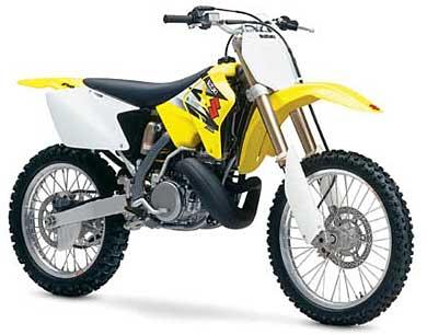 Suzuki RM250 2004