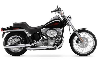 Harley-Davidson FXST/FXSTI Softail Standard 2004