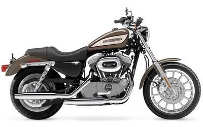 Harley-Davidson Sportster XL 1200 Roadster 2004