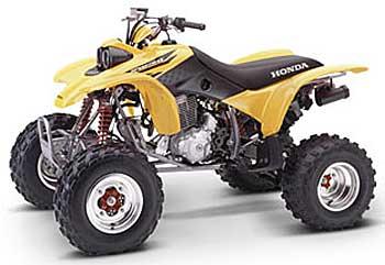 Honda Sportrax 400EX TRX400EX 2004