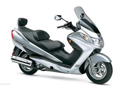 2005 Suzuki Burgman 400