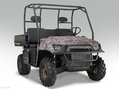 2005 Polaris Ranger 4 x 4 Limited Edition Mossy Oak™