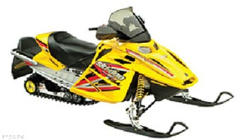 2005 Ski-Doo MX Z  Trail 500 SS