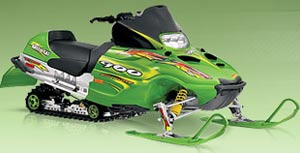 Arctic Cat ZR 900 2005