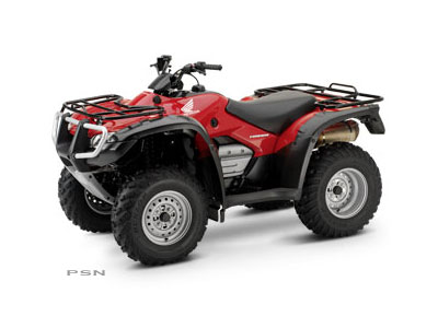 2005 Honda FourTrax Foreman (TRX500TM)