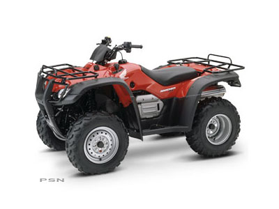 Honda FourTrax Rancher AT (TRX400FA) 2005