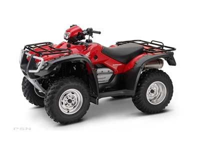 2006 Honda FourTrax® Foreman� Rubicon (TRX500FA)