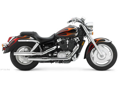 2005 Honda Shadow Sabre 1100  (VT1100C2)