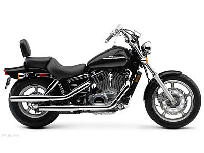 2005 Honda Shadow Spirit 1100 (VT1100C)