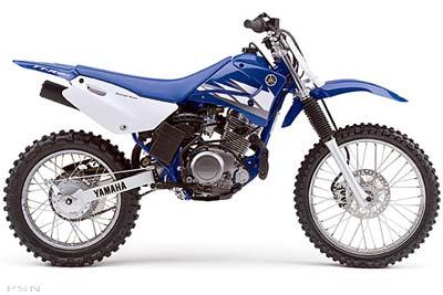 Yamaha TT-R125LE 2005