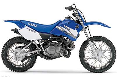 Yamaha TT-R90E 2005