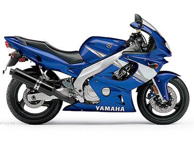 Yamaha YZF-600R 2005
