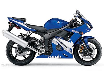 2005 YZF-R6