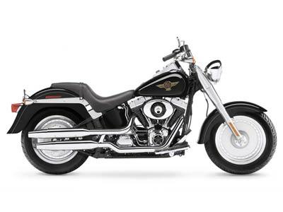 Harley-Davidson FLSTFIAE Fat Boy 2005