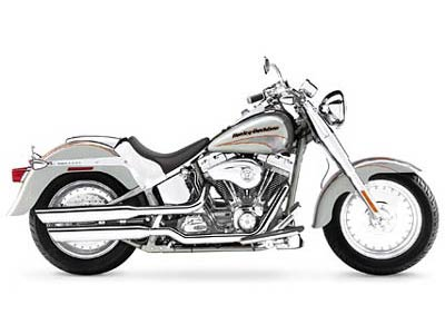 2005 Harley-Davidson FLSTFSE Screamin' Eagle Fat Boy