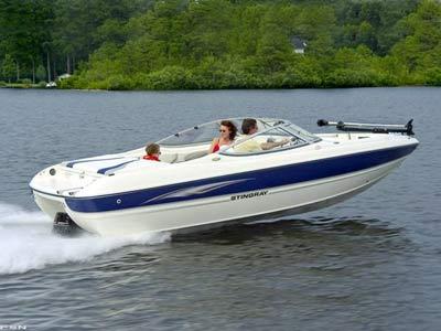 2005 Stingray 195FX