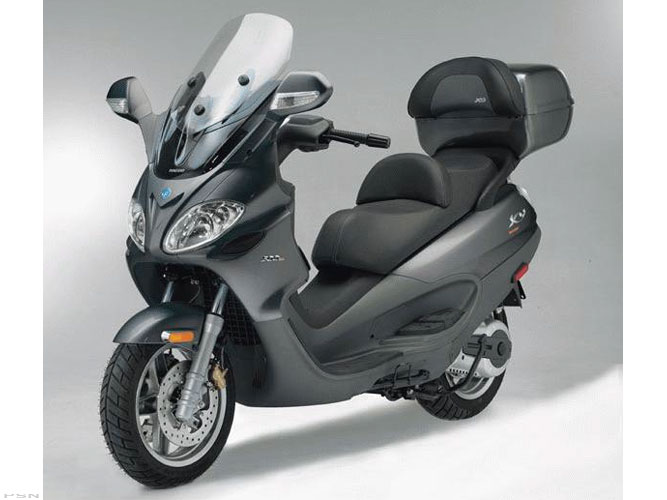 2005 Piaggio X9