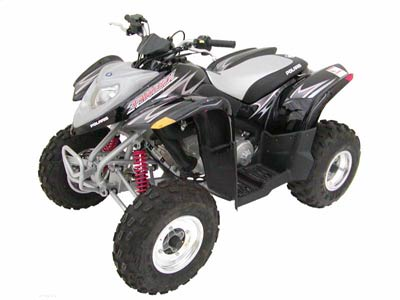 Polaris Phoenix 200 Limited Edition 2006