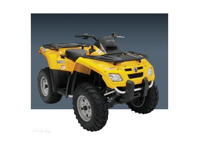 2006 Can-Am Outlander 800 H.O. EFI
