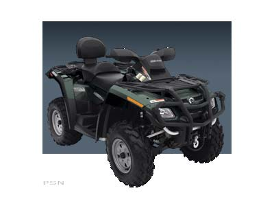 Can-Am Outlander MAX 800 HO EFI XT 2006