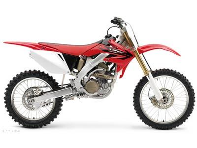 Honda CRF250R 2006