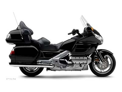 2006 Honda Gold Wing� Audio / Comfort (GL18HP)