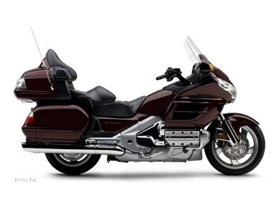 2006 Honda Gold Wing� Audio / Comfort / Navi / ABS (GL18HPNA)