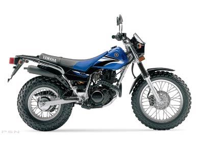 Yamaha TW200 2006