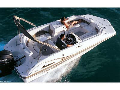 2006 Hurricane Boats FunDeck GS 202 O/B
